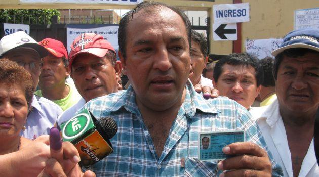La Policía negó la detención de Viñas en Ecuador. (USI)