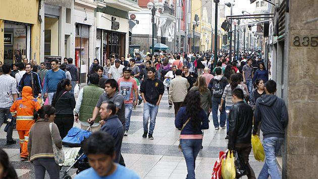 La pobreza se redujo a 23.9% al finalizar el 2013. (USI)
