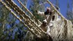 Cusco: Puente colgante Q'eswachaka es patrimonio universal - Noticias de