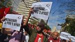Brasil: Suspenden huelga del Metro de Sao Paulo que amenazaba el Mundial - Noticias de geraldo alckmin