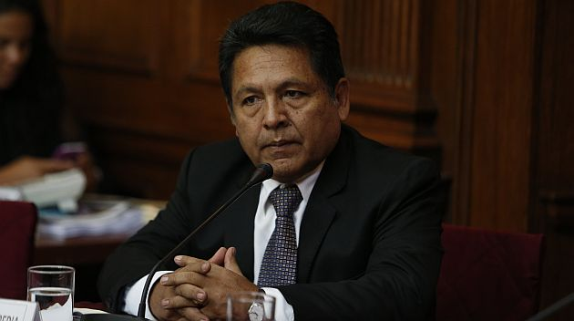 Carlos Ramos Heredia volverá a comparecer en el Congreso. (USI)