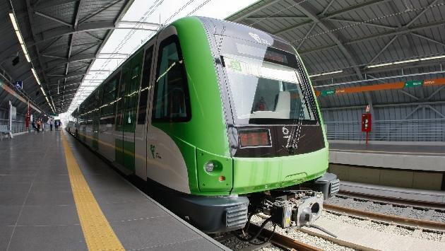 Persisten dudas sobre Línea 2 del Metro de Lima. (USI)