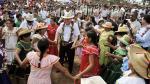 Ban Ki-moon fue agasajado con torta de coca en Bolivia - Noticias de amazonía