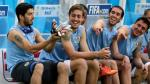 Brasil 2014: Diez datos de Uruguay antes de enfrentar a Costa Rica - Noticias de walter gargano