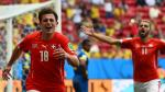 Brasil 2014: Suiza le volteó el partido a Ecuador en el minuto 92 - Noticias de walter ayovi