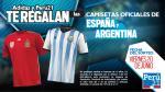 ¡Esta semana gana con Perú21 las camisetas Adidas oficiales del mundial! - Noticias de sorteo