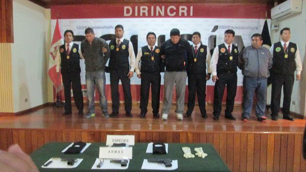 Policía captura a 'raqueteros' tras persecución y balacera. (Difusión)