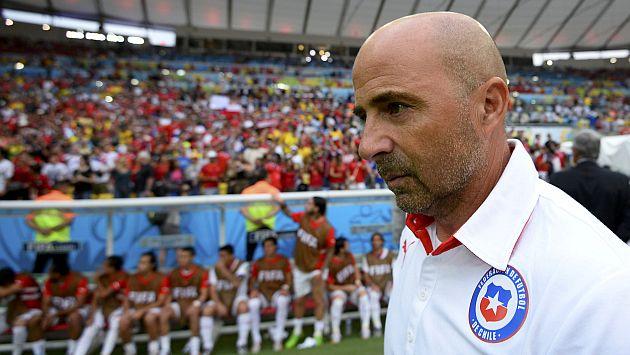 Jorge Sampaoli desea la recuperación del fútbol peruano. (Reuters)