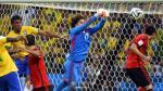 Brasil 2014: El 'Scratch' igualó sin goles con México en vibrante partido - Noticias de jose aguilar rodriguez