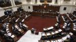 Paquete se verá en dos comisiones - Noticias de economia tito valle