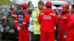 Bolivia: Trece muertos en choque frontal de camión con autobús - Noticias de accidentes vehicular