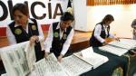 Policía incauta US$4.5 millones falsificados - Noticias de billetes de 100 dólares