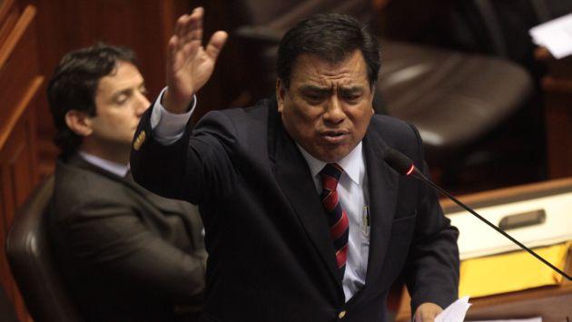 Apra critica la designaci n de urresti como ministro del for Quien es el ministro de interior