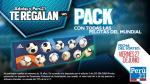 Esta semana gana con Perú21 las mini pelotas oficiales del Mundial - Noticias de sorteo