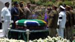 Sudáfrica: Detienen a alcaldesa por fraude en funeral de Nelson Mandela - Noticias de soweto