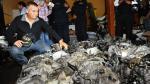 Le llueven críticas de diversos frentes al ministro del Interior - Noticias de daniel remigio