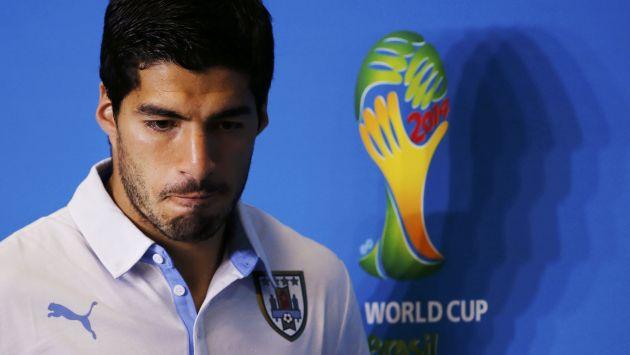 Resultado de imagen para Luis Suarez enojado FIFA