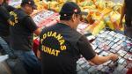 Lambayeque: Incautan más de US$1,5 mlls en contrabando en lo que va del año - Noticias de delitos aduaneros