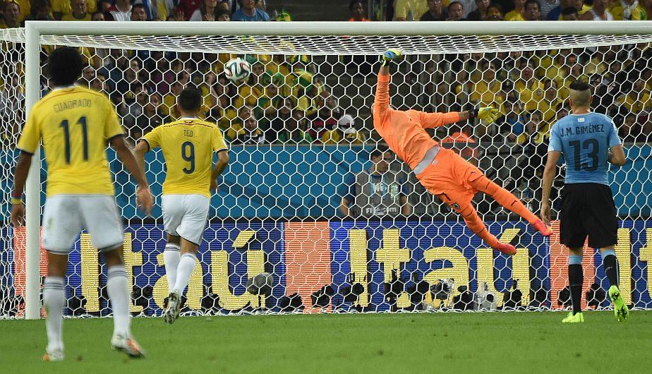 Brasil 2014, Colombia, Uruguay, Copa del Mundo 2014