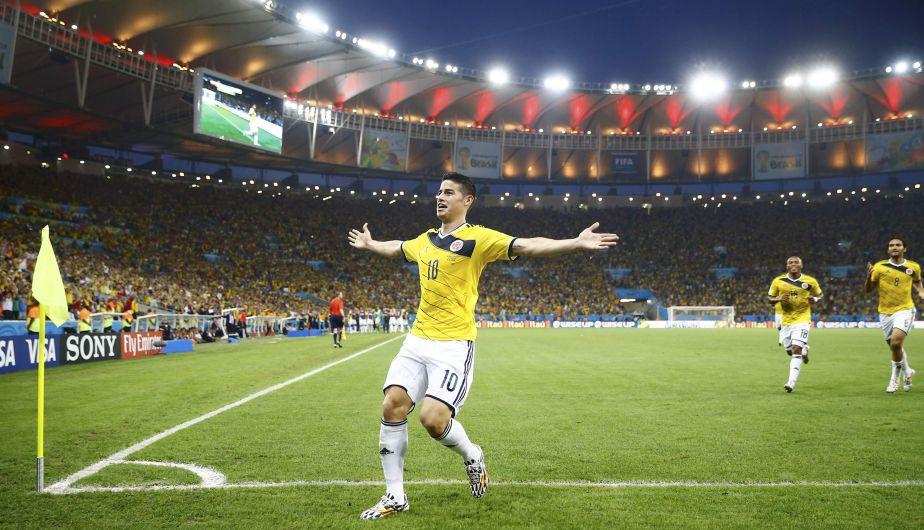 Brasil 2014, Colombia, Uruguay, Mundial, Copa del Mundo 2014