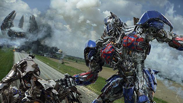 Transformers 4 Conoce a los personajes de La era de la