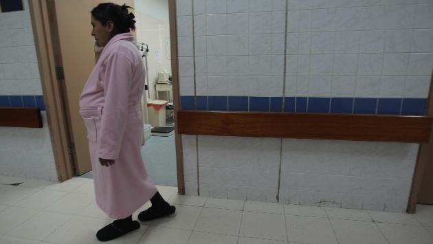 Descartan que documento permita el aborto por razones psicológicas o psiquiátricas. (Perú21)