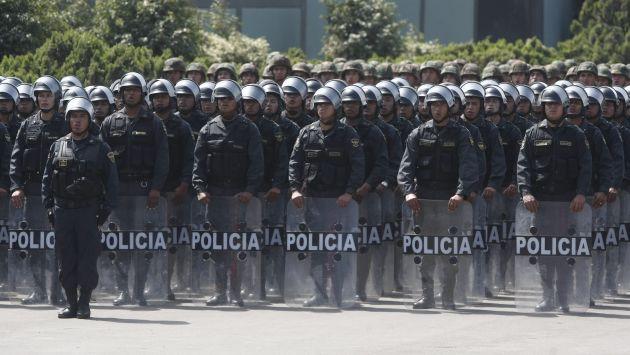 Polic a nacional crean direcci n contra el lavado de for Direccion ministerio del interior madrid