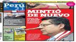 La historia del caso Rodolfo Orellana en las portadas de Perú21 - Noticias de cesar jimenez rodriguez