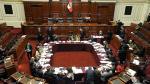 'Paquete Castilla' sigue en compás de espera en el Congreso - Noticias de economia tito valle