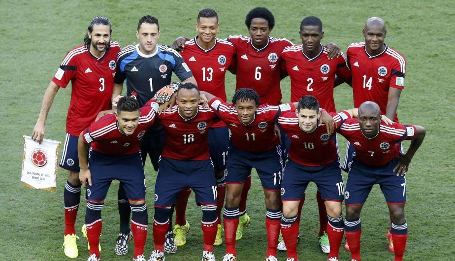 Brasil 2014, Colombia, Brasil, Cuartos de final, Copa del Mundo 2014