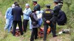 Moquegua: Esposa de candidato municipal y su chofer murieron en accidente - Noticias de cristobal condori