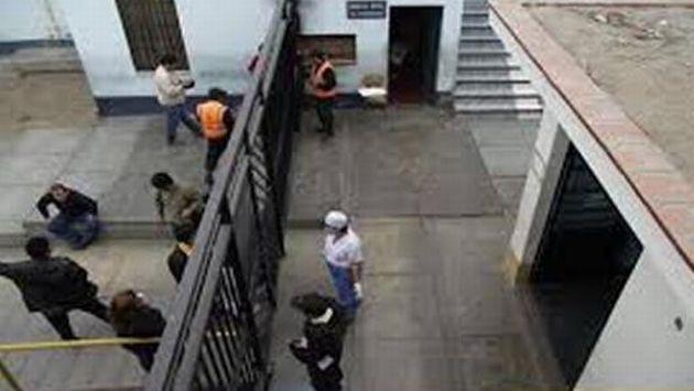 Policía muere al recibir un balazo de su compañero en la cara. (Diario La Industria de Trujillo)