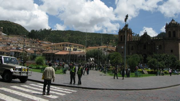 Cusco fue la región que más creció en 2013. (USI)