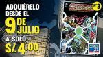 Perú21 te trae la tercera entrega de 'Crisis on Infinite Earths' - Noticias de crisis on infinite earths