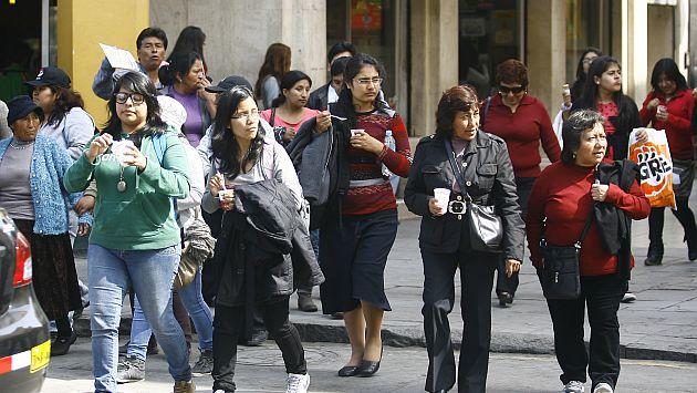 Lima se encuentra entre las 30 ciudades más pobladas del mundo. La primera es Tokio. (USI)