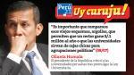 Uy curuju: Estas son las 10 frases políticas de la semana - Noticias de top10