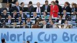 Copa del Mundo 2014: ¿Qué presidentes fueron al Argentina contra Alemania? - Noticias de jacob zuma