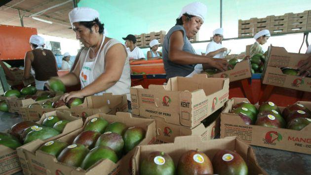 Proyecto amplía la frontera agrícola del país. (USI)