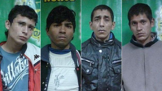 Caen 'raqueteros' que asesinaron a joven para robarle un celular en Comas. (Difusión)