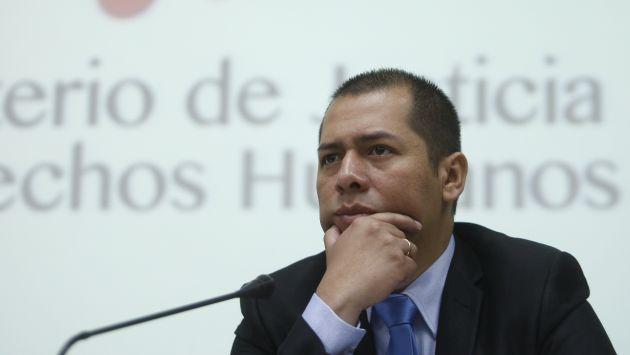El procurador anticorrupción dijo que los más afectados son los pobladores. (Nancy Dueñas)