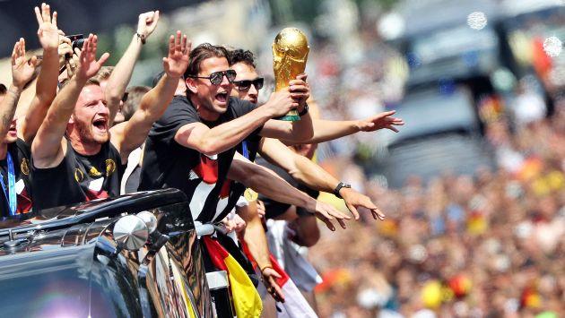 El camino que Alemania empezó hace 14 años para ser campeón del mundo