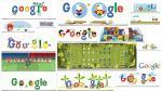 Copa del Mundo 2014: Los 'doodles' que Google nos regaló en este Mundial - Noticias de colombia vs camerun