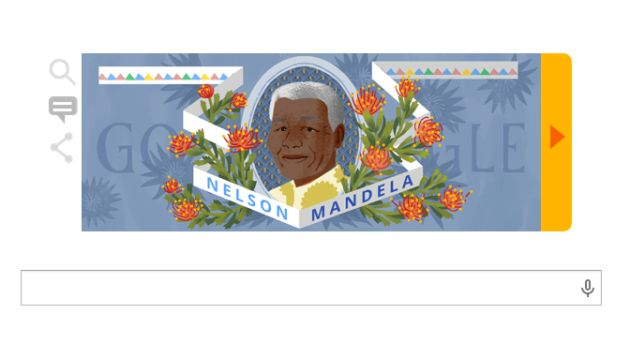 Mandela falleció en 2013. (Captura: google.com)