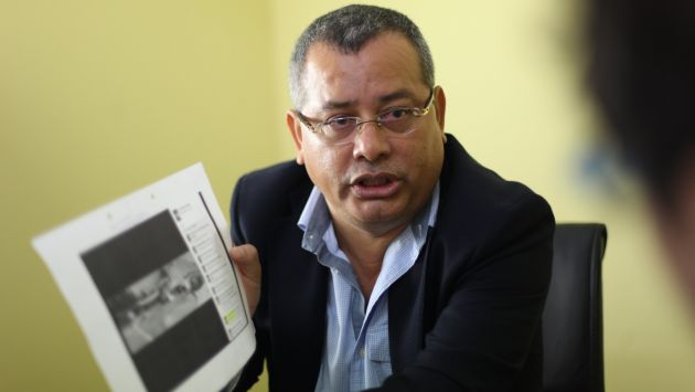 A casi un mes de que se ordenó su detención, Orellana se sigue burlando de la justicia. (Fidel Carrillo)