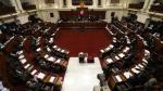 Pugna entre el oficialismo y la oposición se lleva voto a voto - Noticias de gana peru cenaida uribe