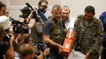 Malaysia Airlines: Caja negra del vuelo MH17 no fue manipulada - Noticias de malaysia airlines