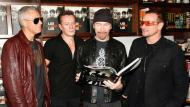 U2 lanza su disco 'Songs of Ascent' en noviembre. (AP)