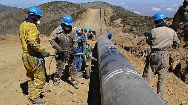 Poder Judicial declaró improcedente demanda contra el Gasoducto del Sur. (USI)