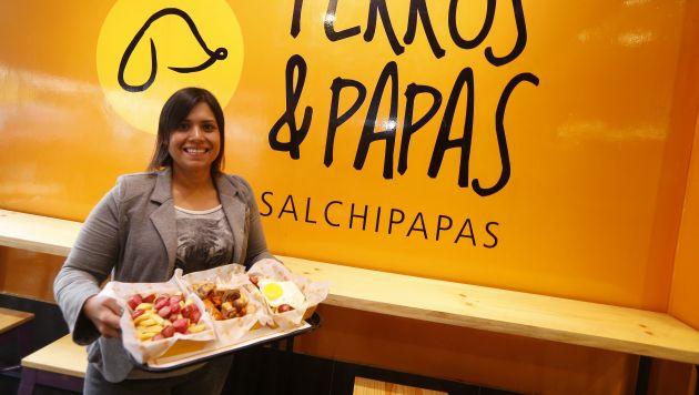 En Mi Salchipapa Combino Novedad Con Tradicion Impresa Peru21