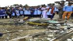 India: Tren arrolló bus escolar y dejó 18 niños muertos - Noticias de accidente en chincha